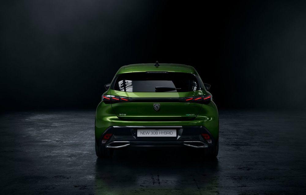 AUTOMARKET INFO: Comparație între Volkswagen Golf și Peugeot 308 - Poza 17