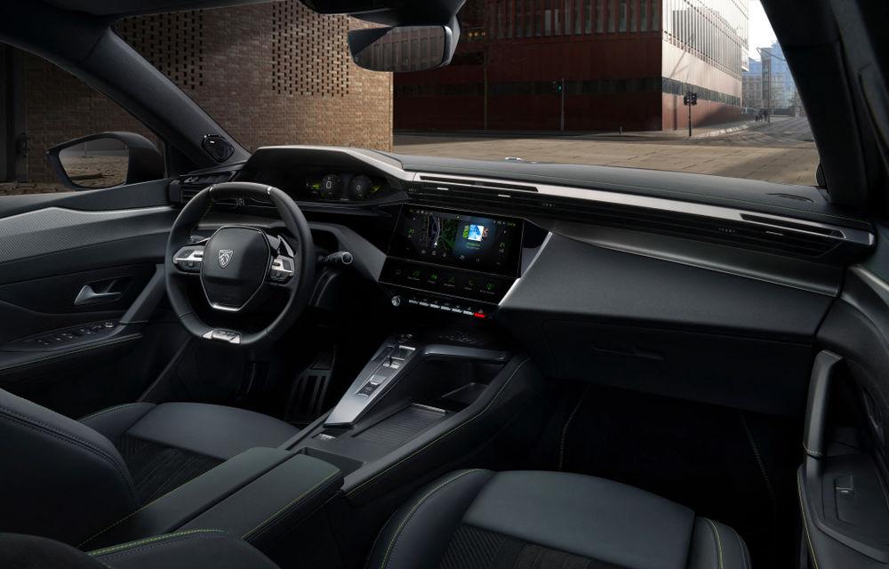 AUTOMARKET INFO: Comparație între Volkswagen Golf și Peugeot 308 - Poza 19