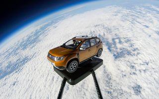 Păcăleli de 1 aprilie: Dacia trimite un Duster în spațiu, iar BMW renunță la luminile de semnalizare