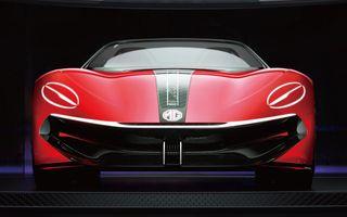Conceptul electric MG Cyberster promite o autonomie de până la 800 de kilometri