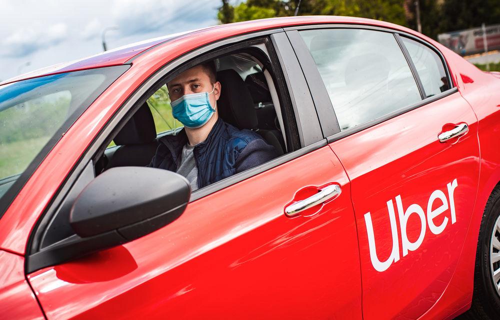 Uber se extinde și ajunge în opt orașe din România - Poza 1