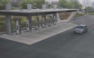 Grupul Hyundai va dezvolta propria rețea de stații de încărcare ultrarapidă pentru mașini electrice