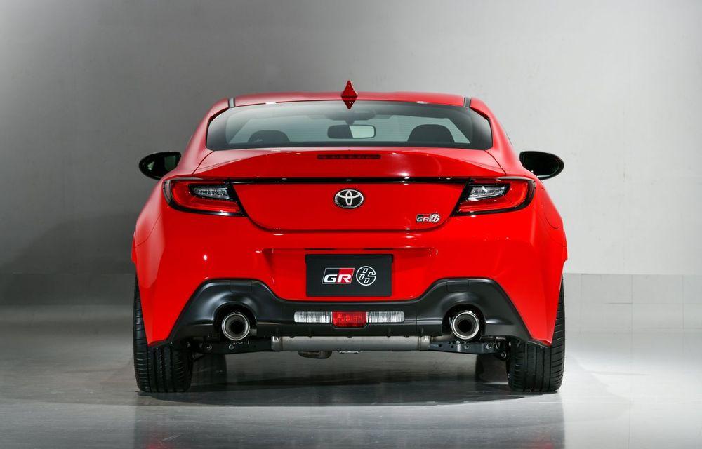 Noua Toyota GR 86 debutează cu motor de 2.4 litri și 235 de cai putere - Poza 4