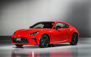 Noua Toyota GR 86 debutează cu motor de 2.4 litri și 235 de cai putere