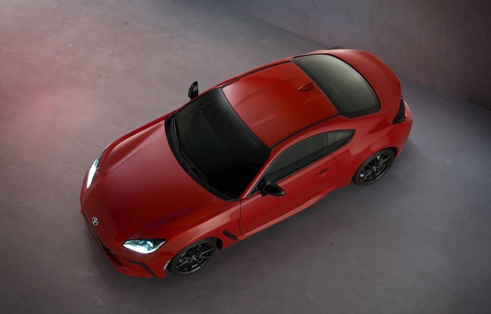 Noua Toyota GR 86 debutează cu motor de 2.4 litri și 235 de cai putere - Poza 3