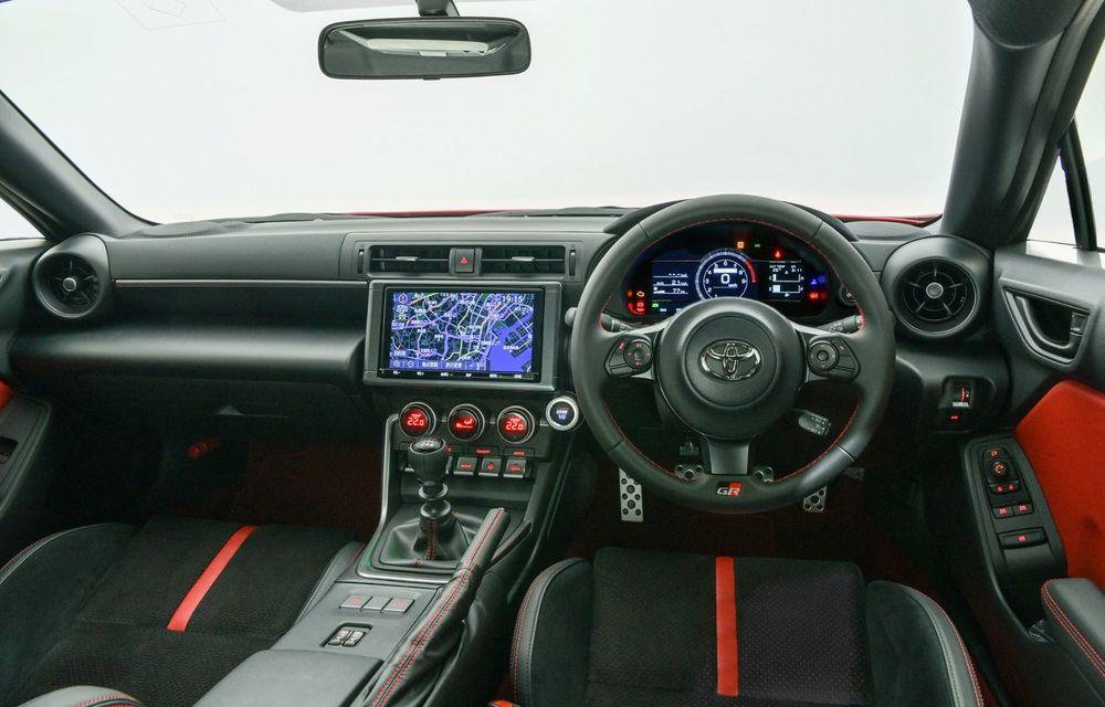 Noua Toyota GR 86 debutează cu motor de 2.4 litri și 235 de cai putere - Poza 11