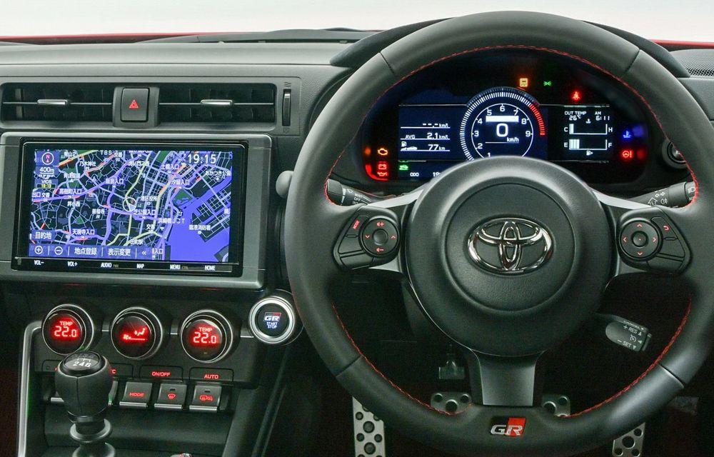 Noua Toyota GR 86 debutează cu motor de 2.4 litri și 235 de cai putere - Poza 12
