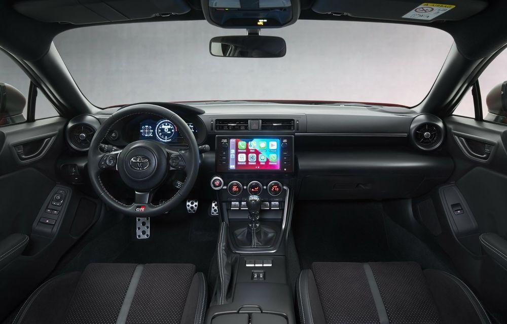 Noua Toyota GR 86 debutează cu motor de 2.4 litri și 235 de cai putere - Poza 13