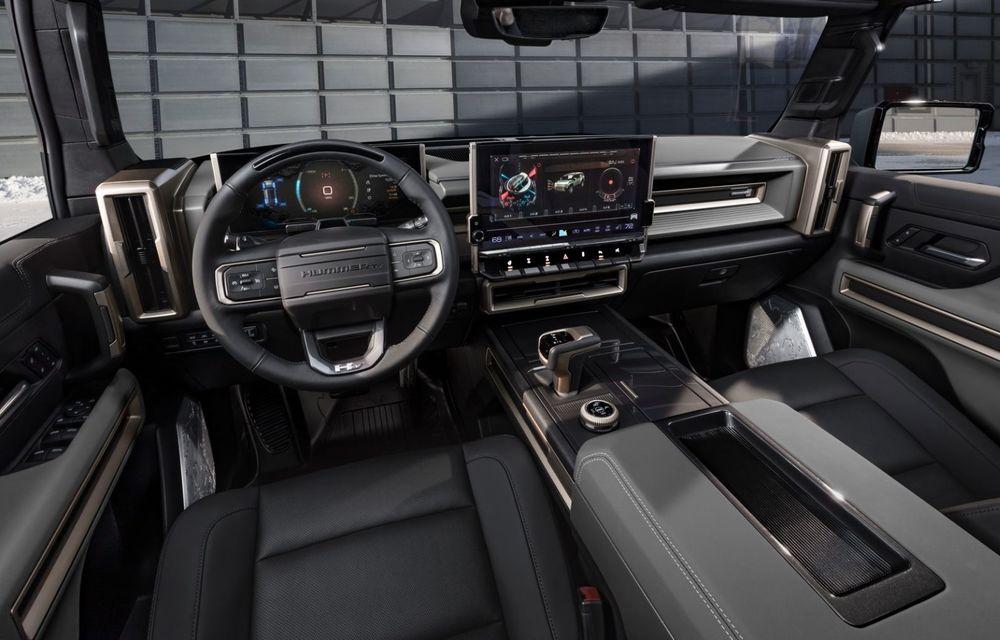 General Motors lansează Hummer EV SUV: până la 842 CP și autonomie de peste 483 kilometri - Poza 4