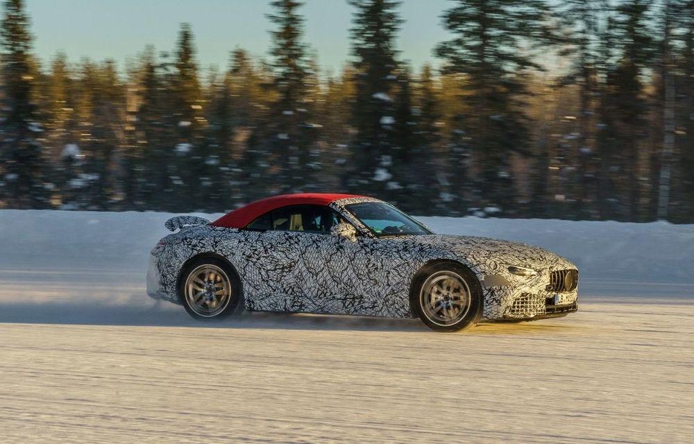 """Șeful Mercedes-AMG: """"Modelul AMG GT Roadster va fi înlocuit de noul SL"""" - Poza 1"""