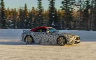 """Șeful Mercedes-AMG: """"Modelul AMG GT Roadster va fi înlocuit de noul SL"""""""