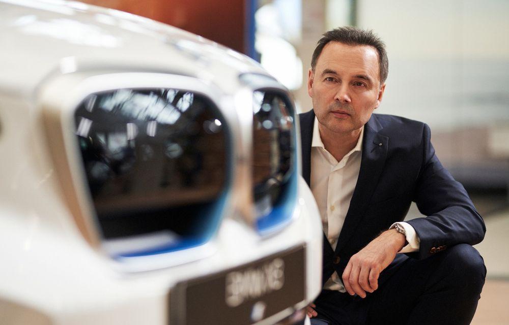 Josef Reiter, directorul BMW România, anunță că modelele electrice bavareze vor oferi echipări mai generoase - Poza 1