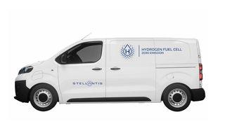 Stellantis va lansa utilitare alimentate cu hidrogen sub brandurile Peugeot, Citroen și Opel