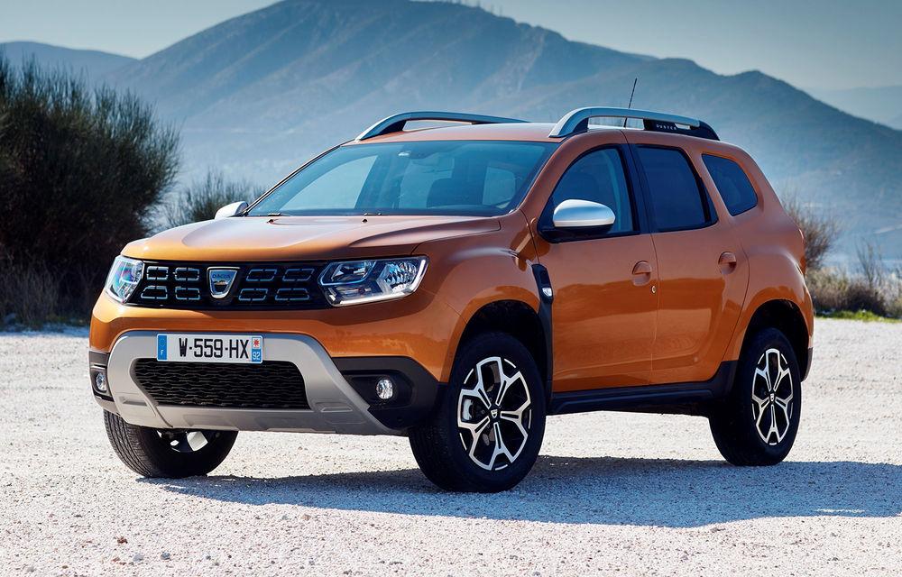 Informații neoficiale: Dacia Duster va primi un facelift în septembrie - Poza 1