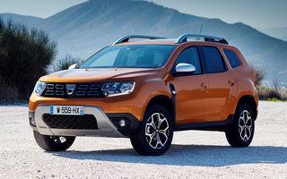 Informații neoficiale: Dacia Duster va primi un facelift în septembrie