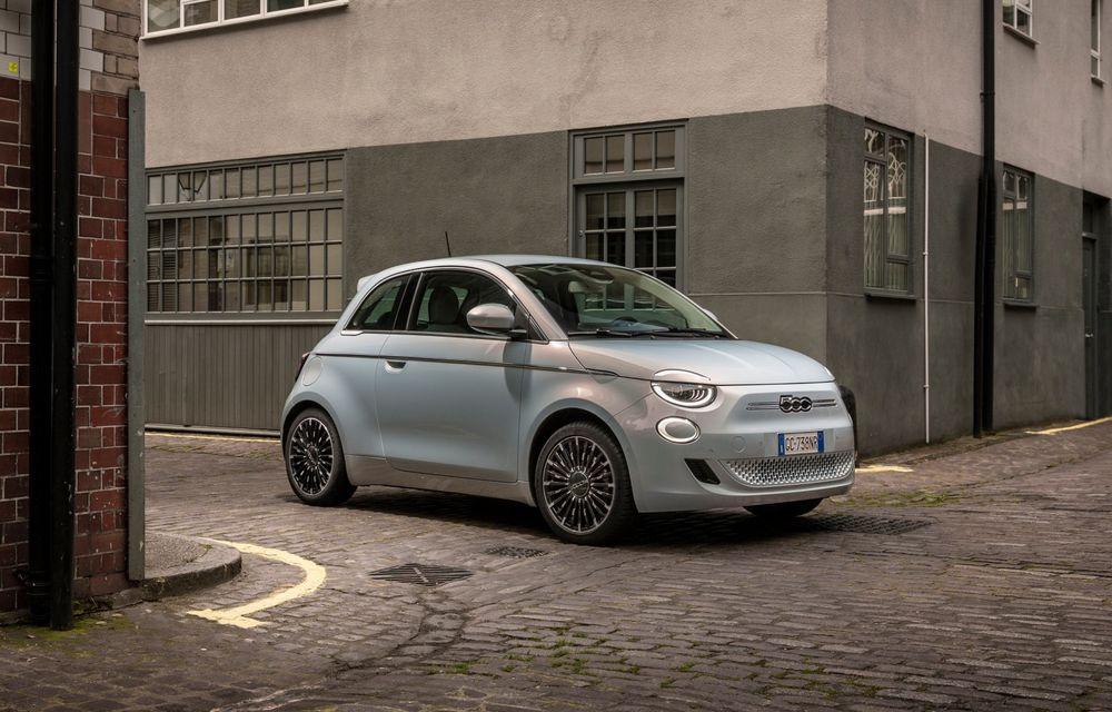 Prețuri Fiat 500 electric în România: start de la 27.200 de euro - Poza 1