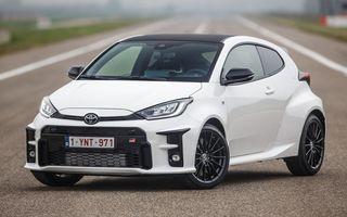 Prețuri Toyota GR Yaris în România: hot hatch-ul de clasă mică pornește de la 37.300 de euro