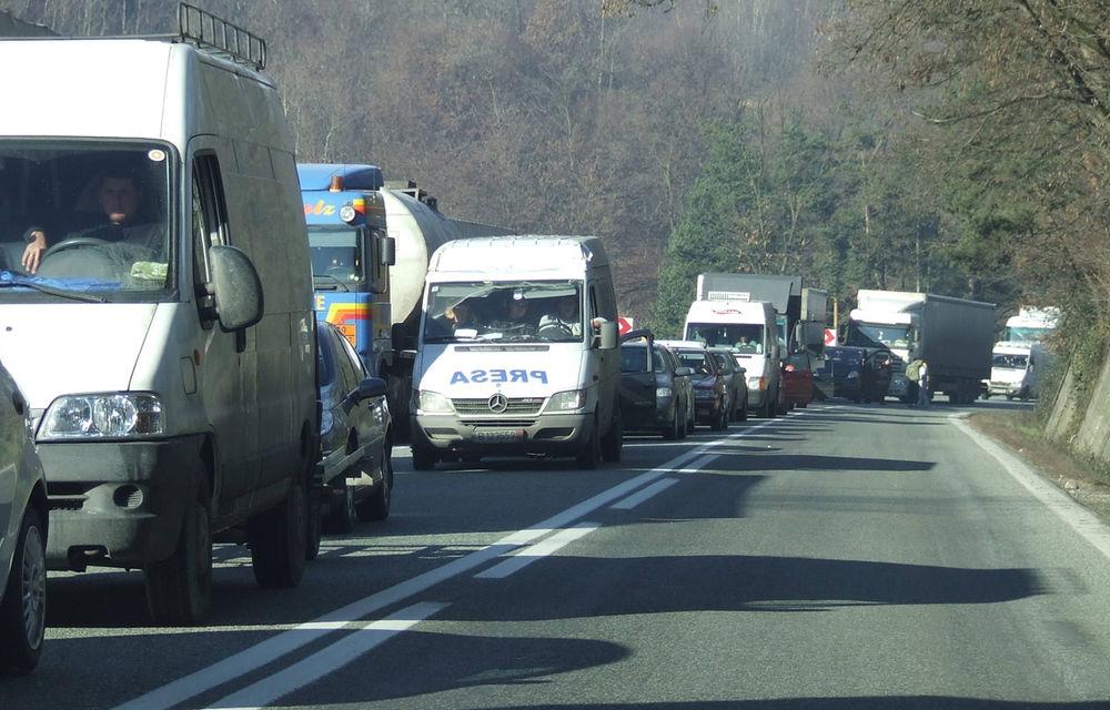 CNAIR anunță finanțare europeană pentru fluidizarea traficului pe DN1, între Comarnic și Predeal - Poza 1