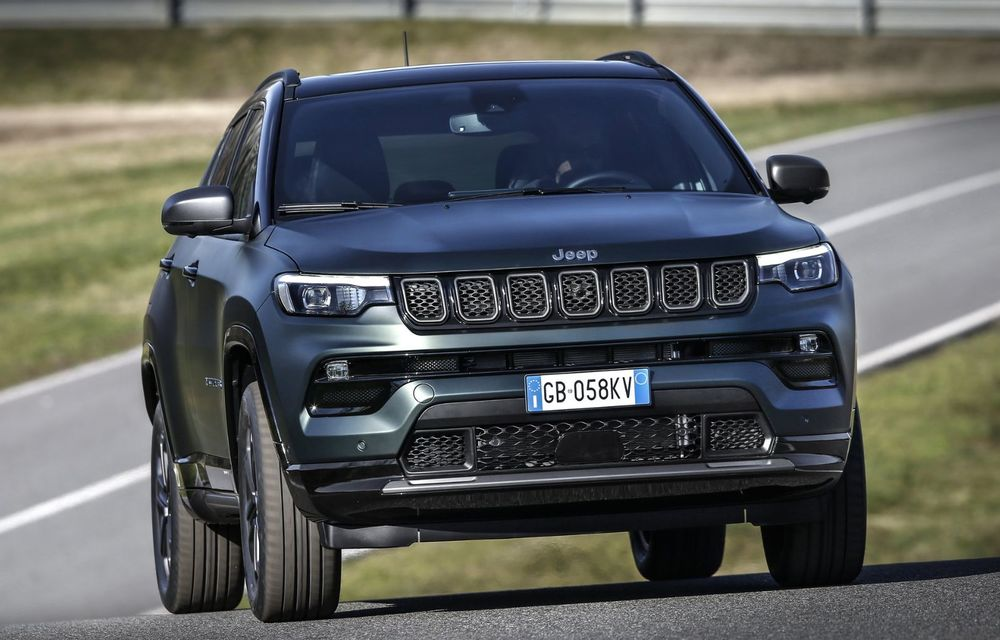 Jeep Compass facelift debutează în Europa cu sisteme care permit un condus semi-autonom de nivel 2 - Poza 8