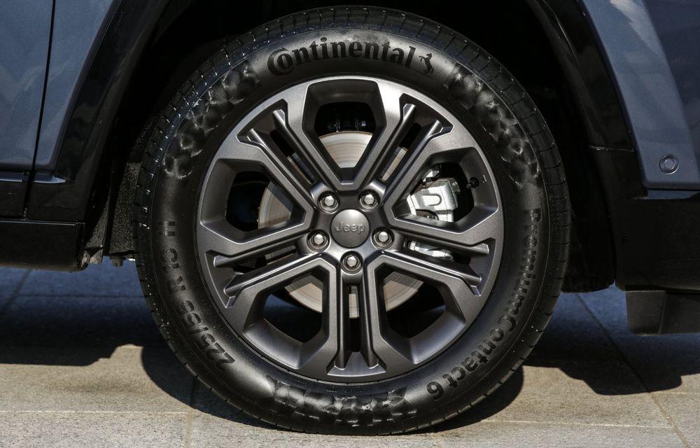 Jeep Compass facelift debutează în Europa cu sisteme care permit un condus semi-autonom de nivel 2 - Poza 28