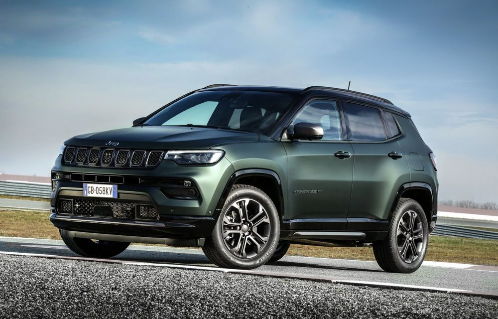 Jeep Compass facelift debutează în Europa cu sisteme care permit un condus semi-autonom de nivel 2 - Poza 9