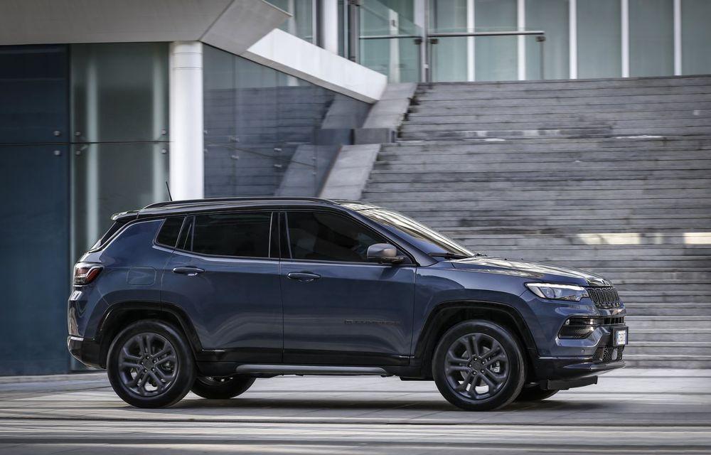 Jeep Compass facelift debutează în Europa cu sisteme care permit un condus semi-autonom de nivel 2 - Poza 13
