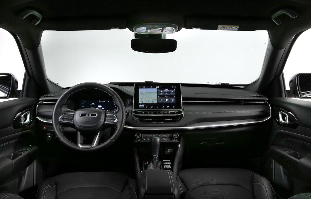 Jeep Compass facelift debutează în Europa cu sisteme care permit un condus semi-autonom de nivel 2 - Poza 18