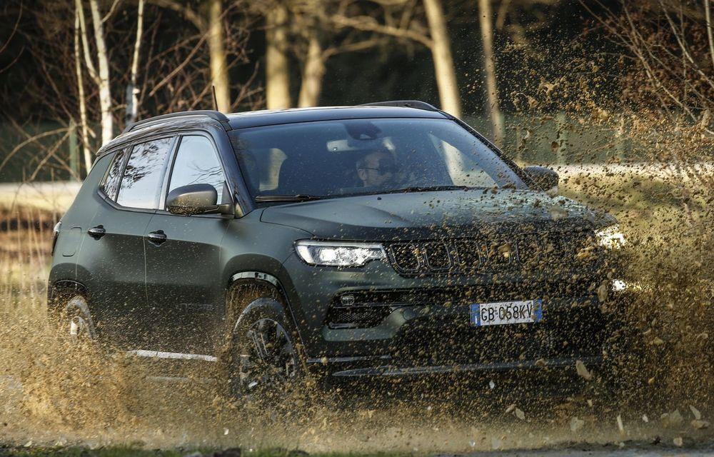 Jeep Compass facelift debutează în Europa cu sisteme care permit un condus semi-autonom de nivel 2 - Poza 11