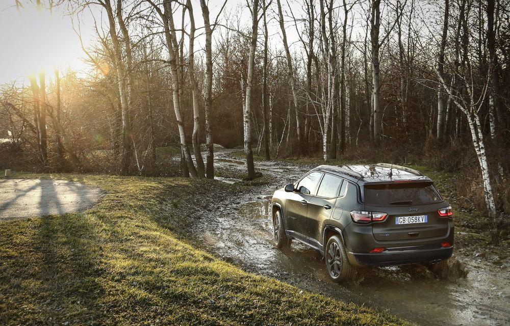 Jeep Compass facelift debutează în Europa cu sisteme care permit un condus semi-autonom de nivel 2 - Poza 17