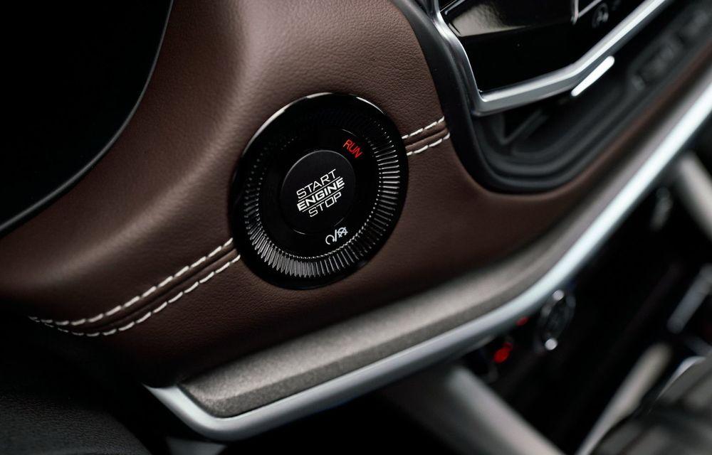 Jeep Compass facelift debutează în Europa cu sisteme care permit un condus semi-autonom de nivel 2 - Poza 27