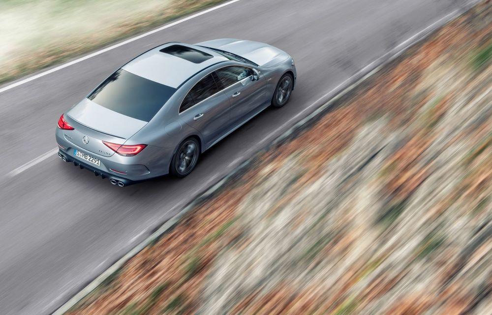 Mercedes-Benz CLS facelift: modificări estetice minore și o gamă extinsă de tapițerii - Poza 20