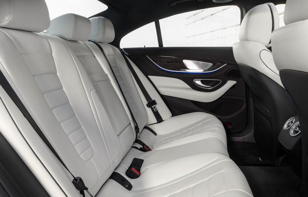 Mercedes-Benz CLS facelift: modificări estetice minore și o gamă extinsă de tapițerii - Poza 29