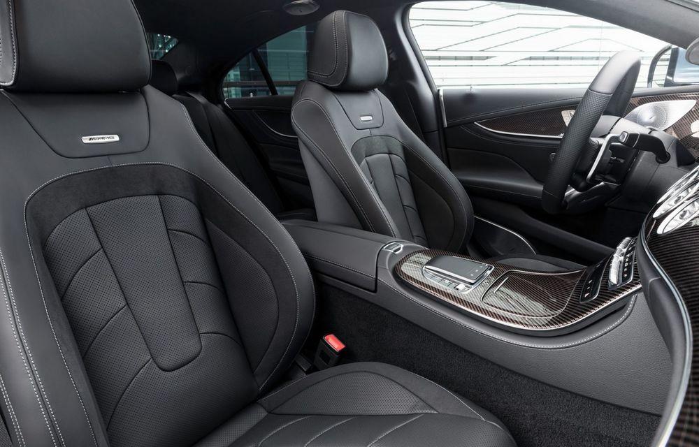 Mercedes-Benz CLS facelift: modificări estetice minore și o gamă extinsă de tapițerii - Poza 32