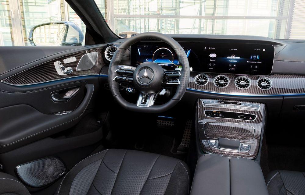 Mercedes-Benz CLS facelift: modificări estetice minore și o gamă extinsă de tapițerii - Poza 31