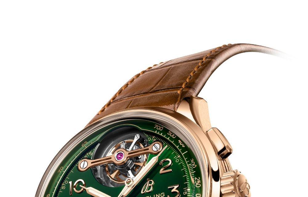 Colaborarea dintre Bentley și Breitling dă naștere unui nou ceas. Producție limitată și preț de 49.000 de euro - Poza 3