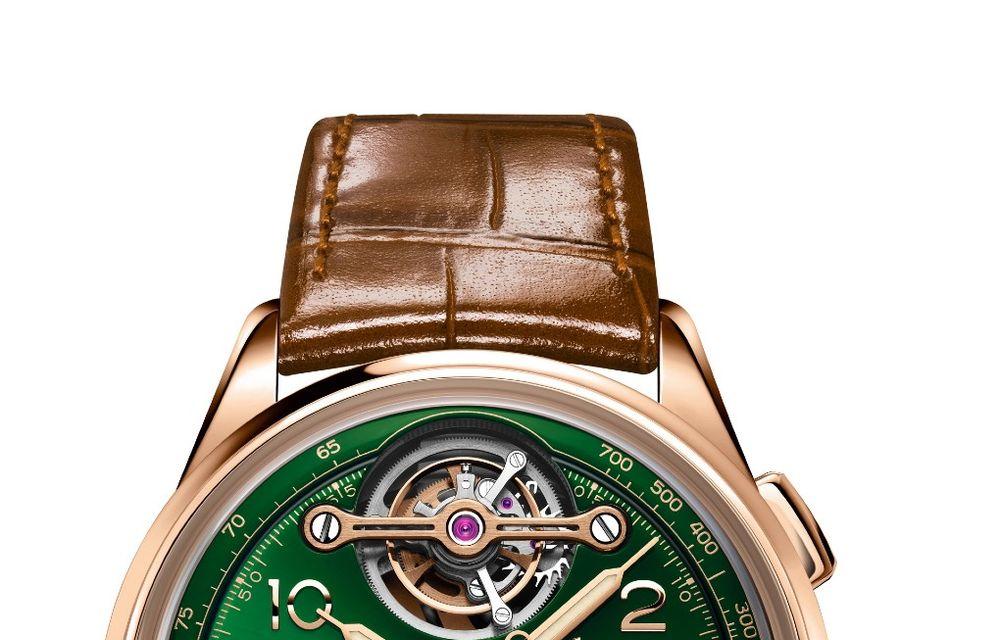 Colaborarea dintre Bentley și Breitling dă naștere unui nou ceas. Producție limitată și preț de 49.000 de euro - Poza 2