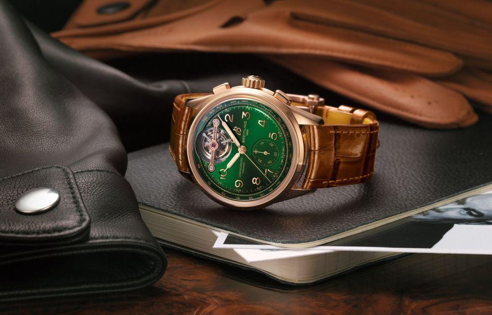 Colaborarea dintre Bentley și Breitling dă naștere unui nou ceas. Producție limitată și preț de 49.000 de euro - Poza 4