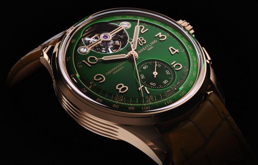 Colaborarea dintre Bentley și Breitling dă naștere unui nou ceas. Producție limitată și preț de 49.000 de euro - Poza 1
