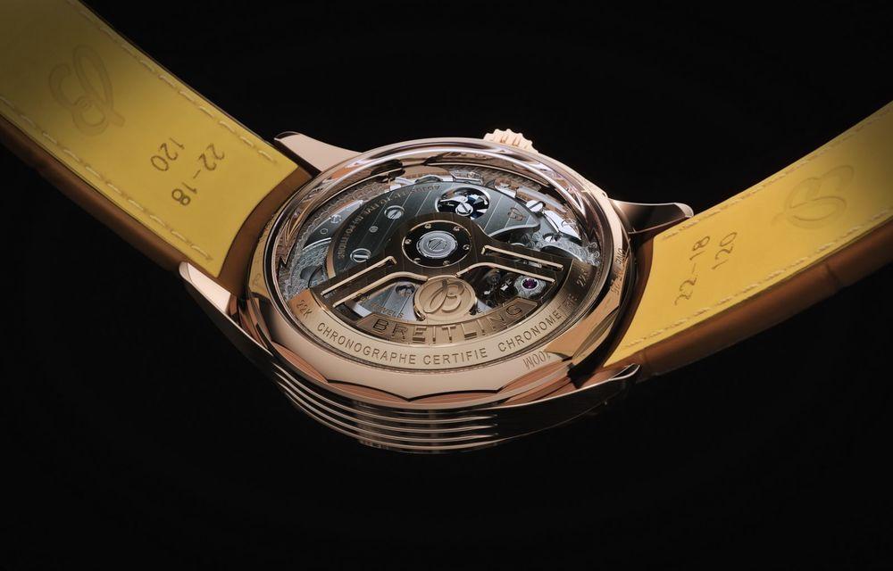 Colaborarea dintre Bentley și Breitling dă naștere unui nou ceas. Producție limitată și preț de 49.000 de euro - Poza 5