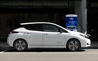STUDIU: 70% dintre șoferii europeni ar face trecerea la o mașină electrică