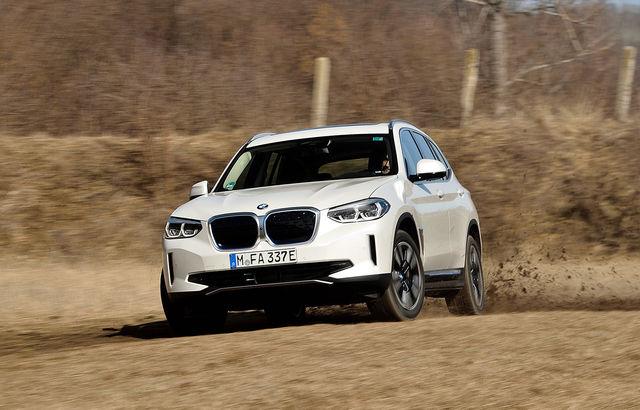 Test drive BMW iX3