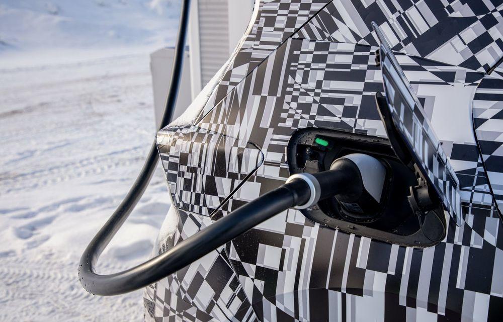 Noul Born, primul model electric Cupra, a intrat în ultimele faze de testare. Debutează la începutul lunii mai - Poza 6