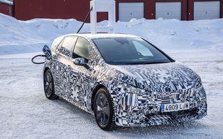 Noul Born, primul model electric Cupra, a intrat în ultimele faze de testare. Debutează la începutul lunii mai