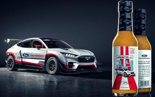 Ford se folosește de sosurile picante pentru a reda senzațiile tari pe care le oferă Mustang Mach-E 1400