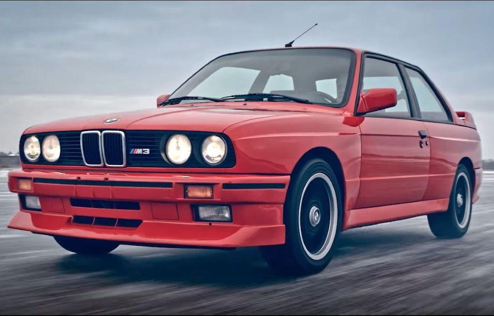 BMW M3 Cecotto: Povestea unei legende, spusă chiar de cel care i-a dat numele - Poza 1