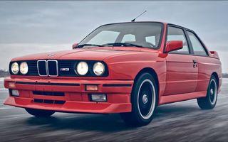 BMW M3 Cecotto: Povestea unei legende, spusă chiar de cel care i-a dat numele