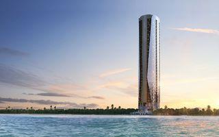 Primul turn rezidențial Bentley va avea 230 de metri înălțime și un garaj în fiecare apartament