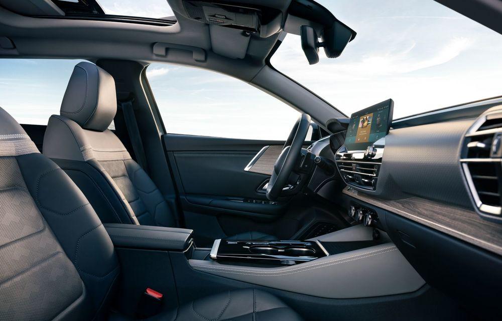 Noul Citroen C5 X: motorizare plug-in hybrid și suspensie activă Citroen Advanced Comfort - Poza 14