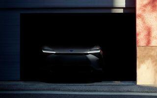 Teaser video pentru noul SUV electric Toyota. Debutează în 19 aprilie sub formă de concept