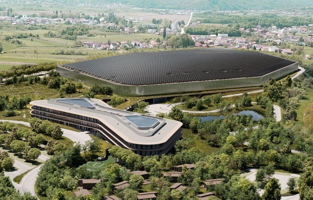 Rimac va construi o nouă fabrică de mașini electrice în Croația - Poza 1